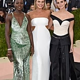 Lupita Nyong'o, Margot Robbie, and Emma Watson had all eyes on them in 2016.
