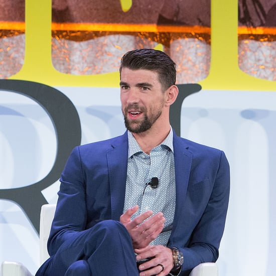 Michael Phelps Shares Mental Health Struggle