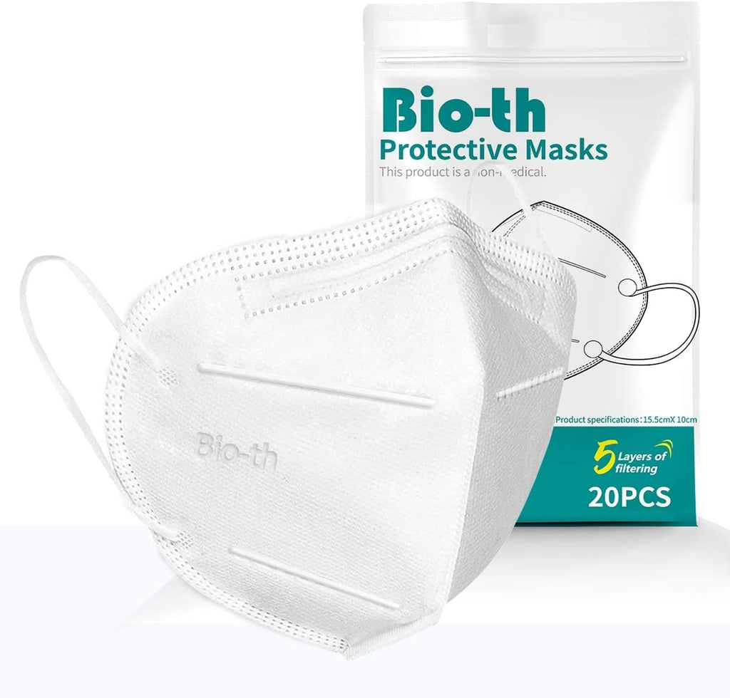 Bio-th 5 Ply Protective Face Mask