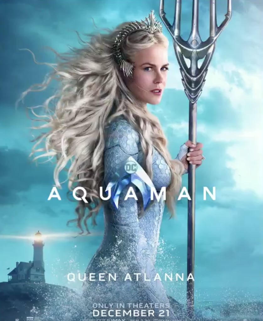 Nicole Kidman as Atlanna