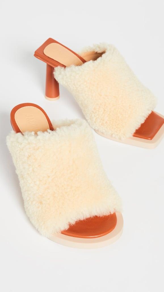 A Statement Shoe: Jacquemus Les Mules Carr Rond