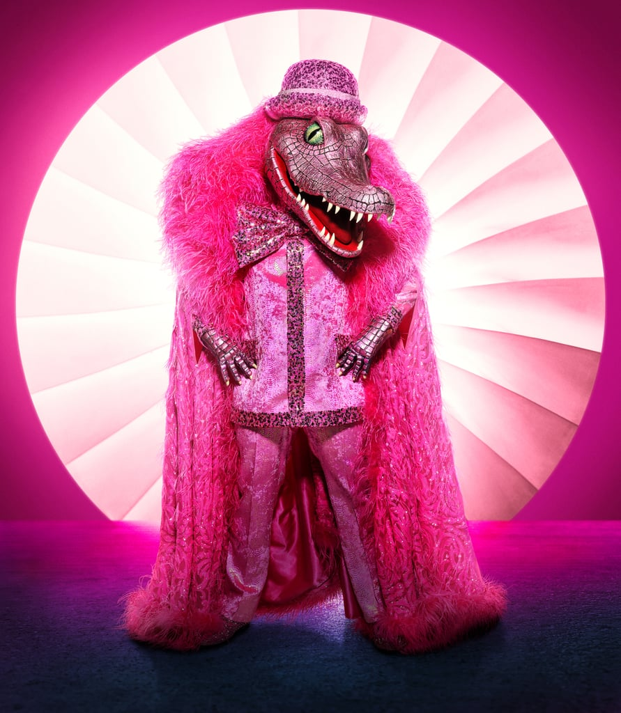 Who Is the Crocodile on The Masked Singer Season 4?