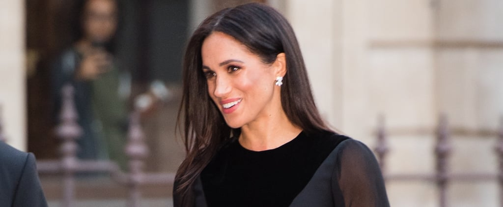 Meghan Markle's First Solo Royal Engagement Pictures