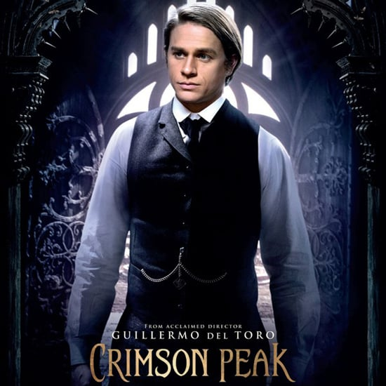 Tom Hiddleston Fiercely Channels Loki in the Crimson Peak Posters