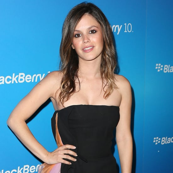 Best Dressed at the Blackberry Party: Rachel Bilson?