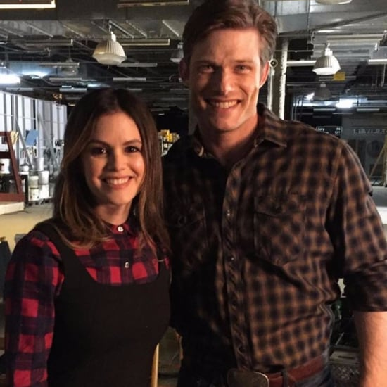 Rachel Bilson and Chris Carmack's Reunion Photo 2017