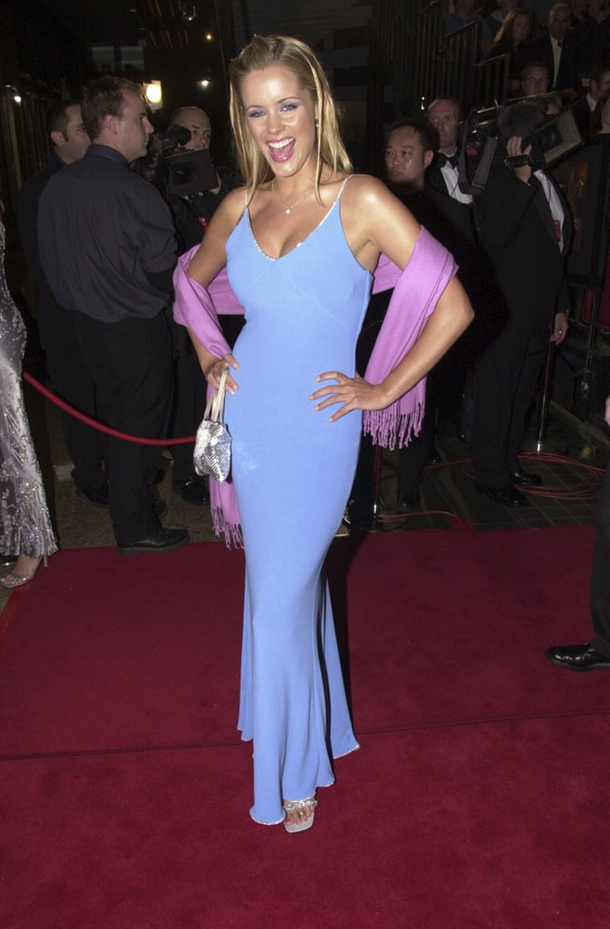 Fashion Flashback Best And Worst Logies Red Carpet Looks