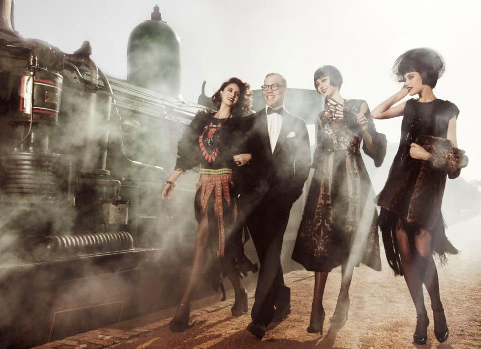 Pictures of Australia's Next Top Model 1920s Shoot with Lincoln Lewis: See All the Shots!