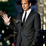 Will Arnett was funny on stage at the Comedy Awards in NYC.