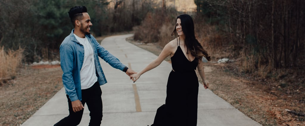 This Couple Proves That Long-Distance Can Work — See Their Engagement Photos!
