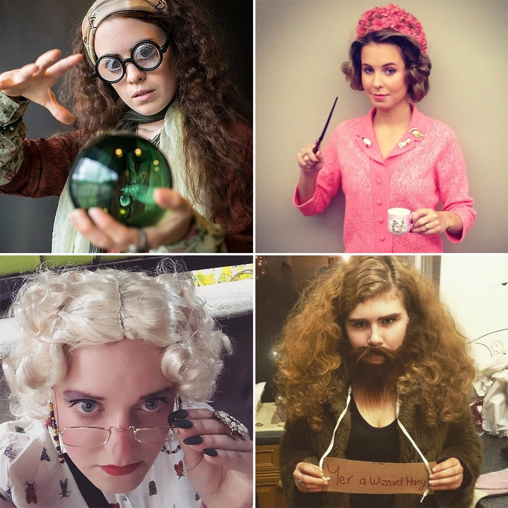 diy harry potter costumes | popsugar australia smart living