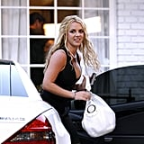 Britney Is Business as Usual