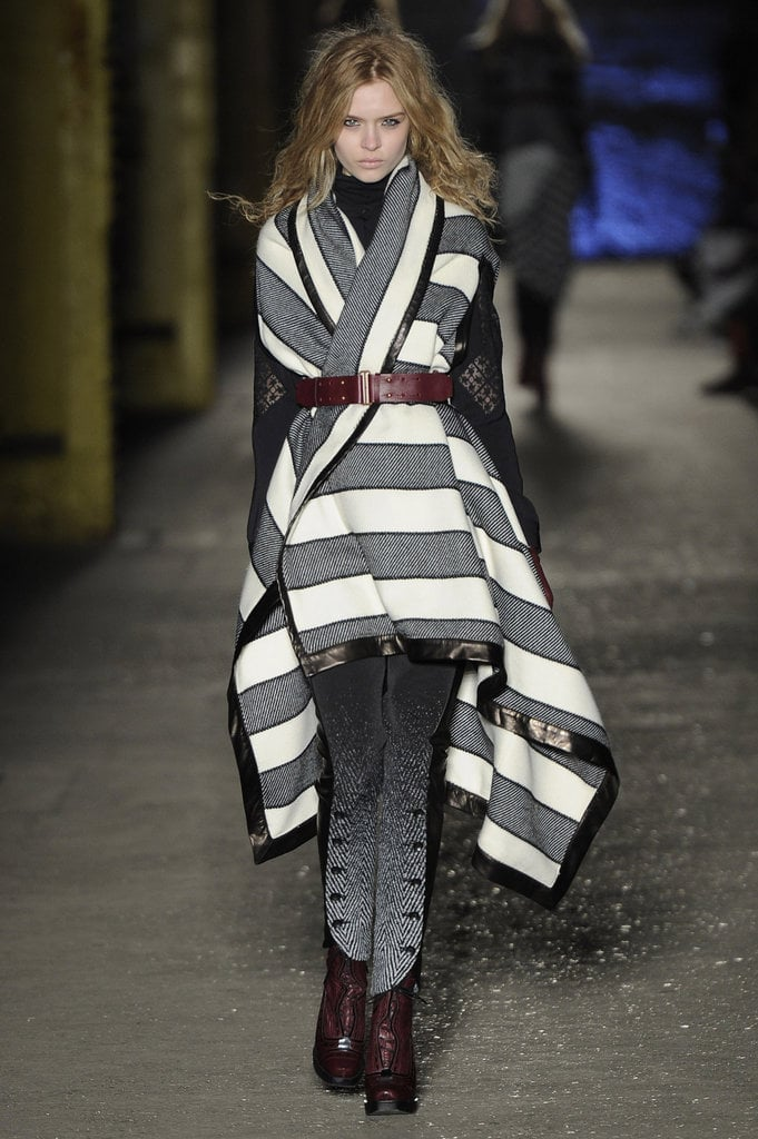 Trendspotting: Blanket Stripes
