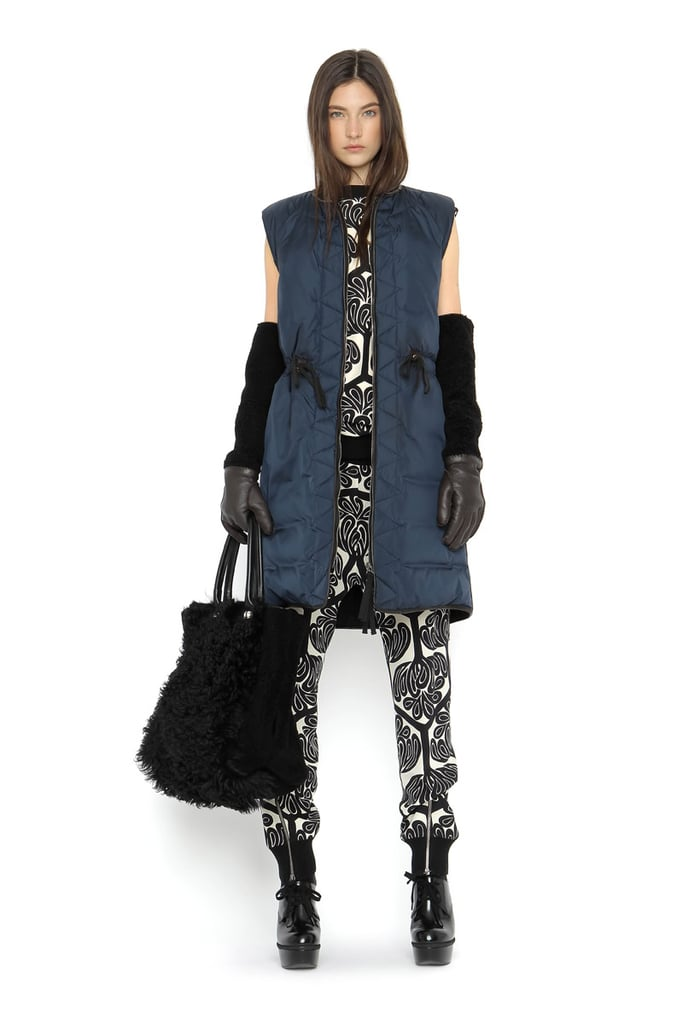 Photos of Marni Pre-Fall 2011 Collection Lookbook