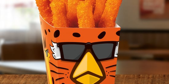 Burger King Introduces Cheetos Chicken Fries, Because Life Is A Nightmare