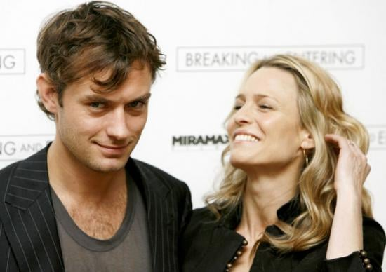 Jude Law's Breaking and Entering