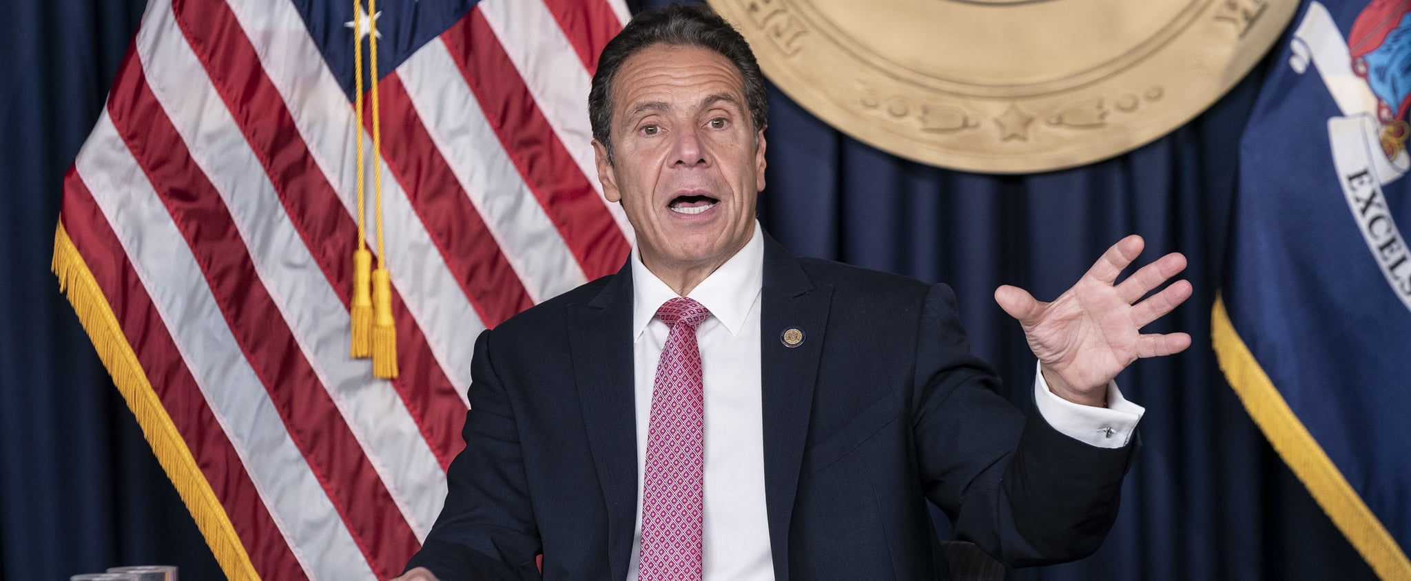 Governor Cuomo Responds to Sexual-Harassment Allegations