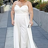 Pick a Strapless Jumpsuit For All Those Summer Cocktail Parties