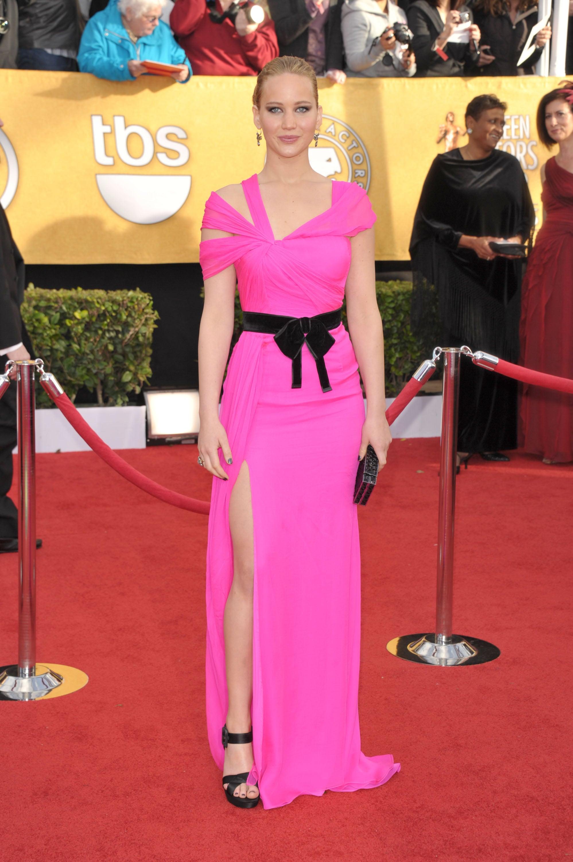 Jennifer Lawrence at the 2011 SAG Awards