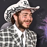 Post Malone's Face Tattoos Come From Insecurities