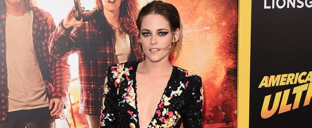 Kristen Stewart Just Made the Party Playsuit Your New Go-To