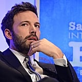 Ben Affleck spoke at the Santa Barbara International Film Festival.