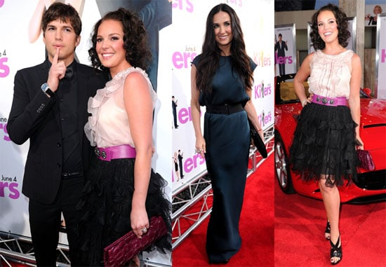 Pictures of Demi Moore, Ashton Kutcher, And Katherine Heigl at The Premiere of Killers in LA 2010-06-02 12:35:44