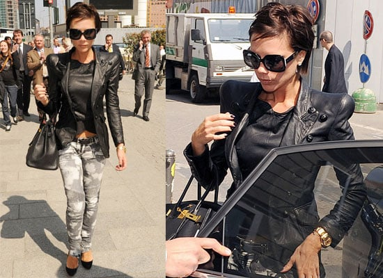 07/04/2009 Victoria Beckham