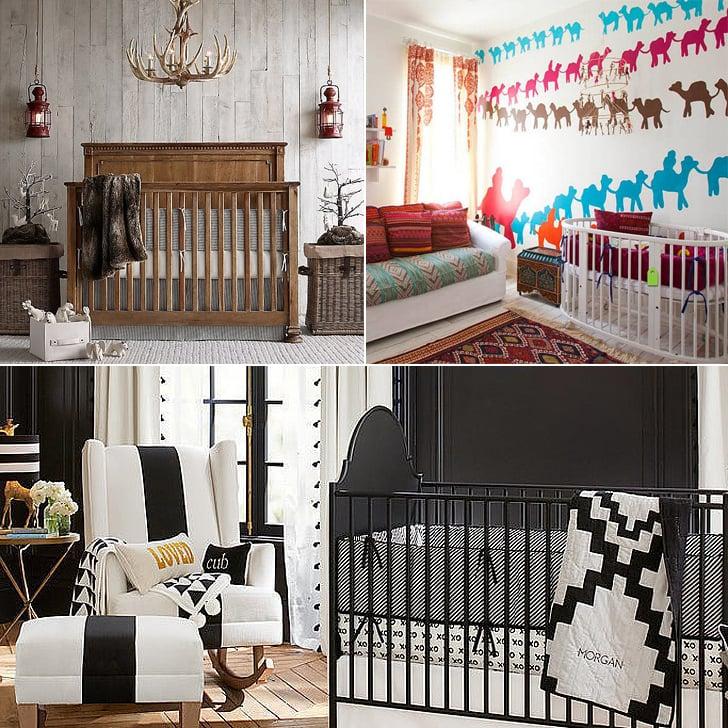 Pretty Nursery Decorating Ideas