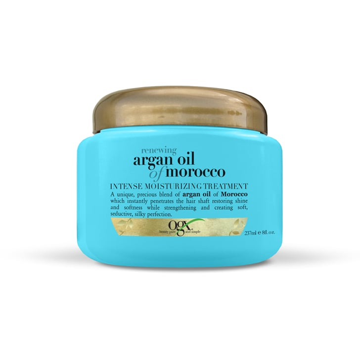 OGX Renewing Argan Oil of Morocco Intense Moisturing Treatment, $19.99