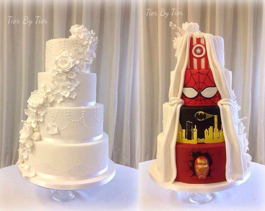 Wedding Cakes Dallas 2 Amazing