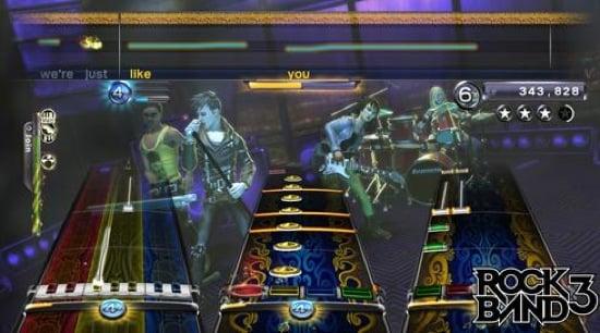 Rock Band 3 Details