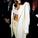 Jennifer Lopez at the 1998 MTV VMAs