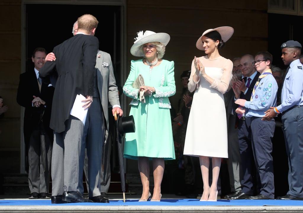 The Newlyweds Celebrate Charles