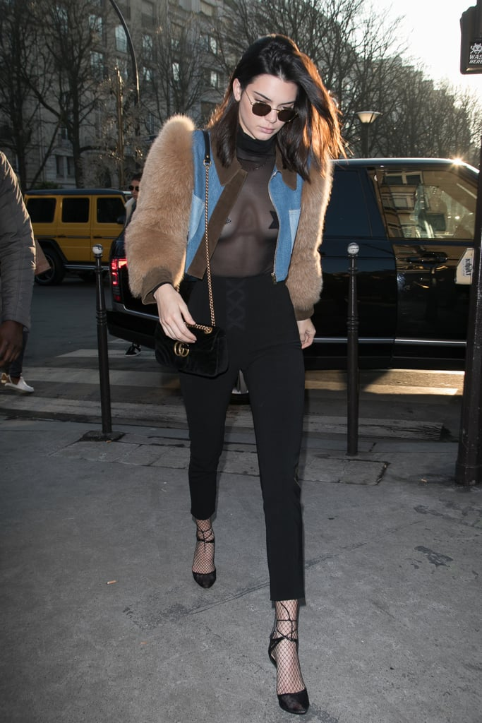Kendall Jenner's Sexy Street Style