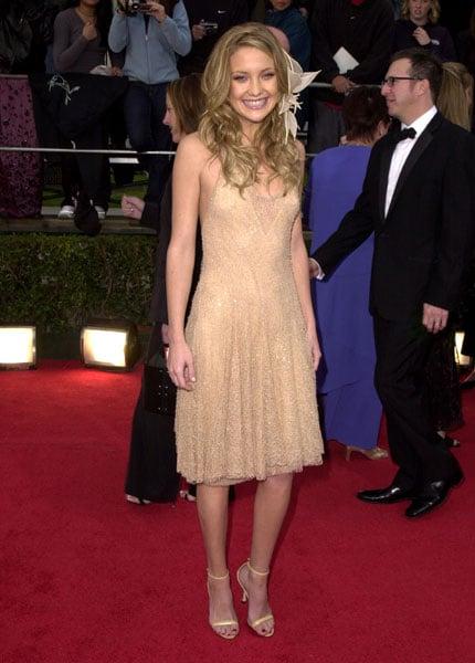 Kate Hudson at the 2001 SAG Awards