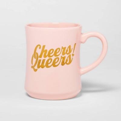 Cheers Queers! Diner Mug