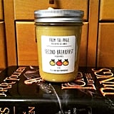 Second Breakfast candle ($11) with picked apple notes