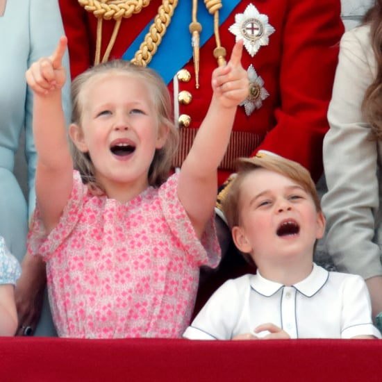 Photos of Queen Elizabeth II's Great-Grandchildren
