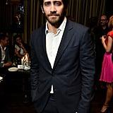 He looked devilishly handsome at the Toronto Film Festival in September 2017.