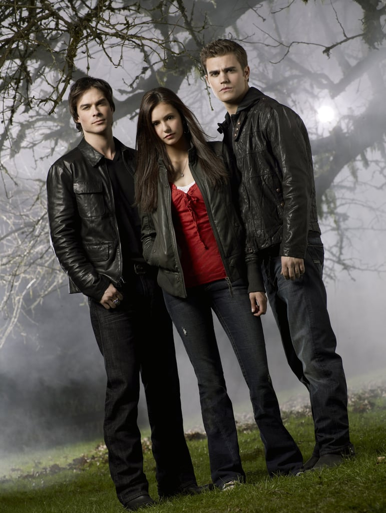 The Vampire Diaries | High School Shows on Netflix | POPSUGAR