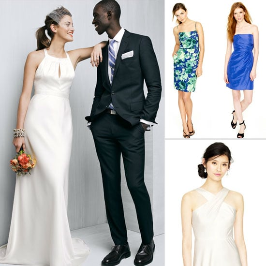 J.Crew Bridal Now Ships to Australia! Scope the Spring '12 Look Book Then Shop It Online Via Shopstyle Australia!