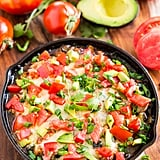 Chicken Enchilada Zucchini Skillet Dinner