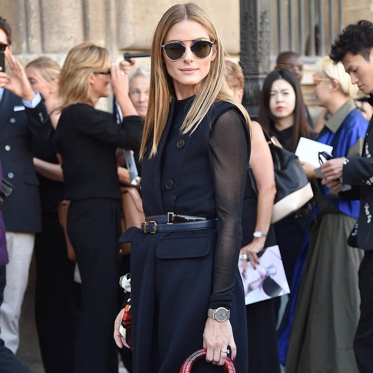 Fashion Week After-Parties Celebrity Style Olivia Palermo