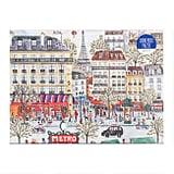 Galison Michael Storrings Paris 1000 Piece Puzzle