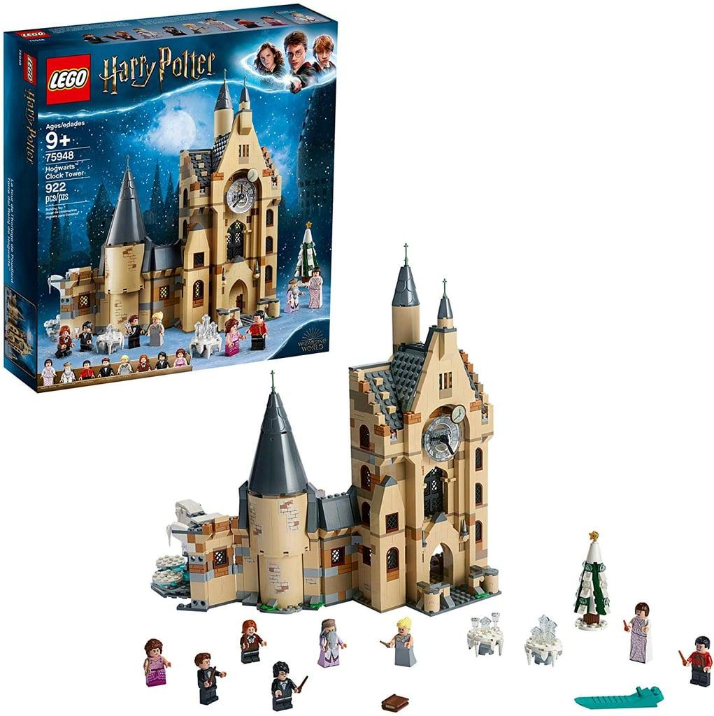 Lego Harry Potter Hogwarts Clock Tower Set