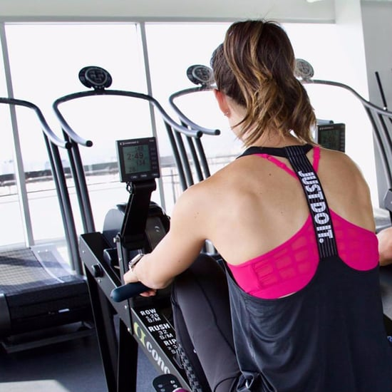 30-Minute Rowing Machine Workout