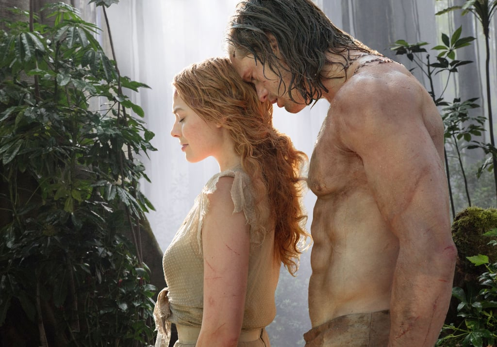 Tarzan and Jane From The Legend of Tarzan