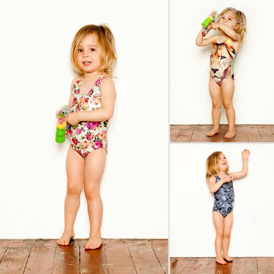 We Are Handsome Children Swimsuits