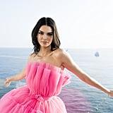 Kelsea Ballerini's Pink Giambattista Valli H&M Dress